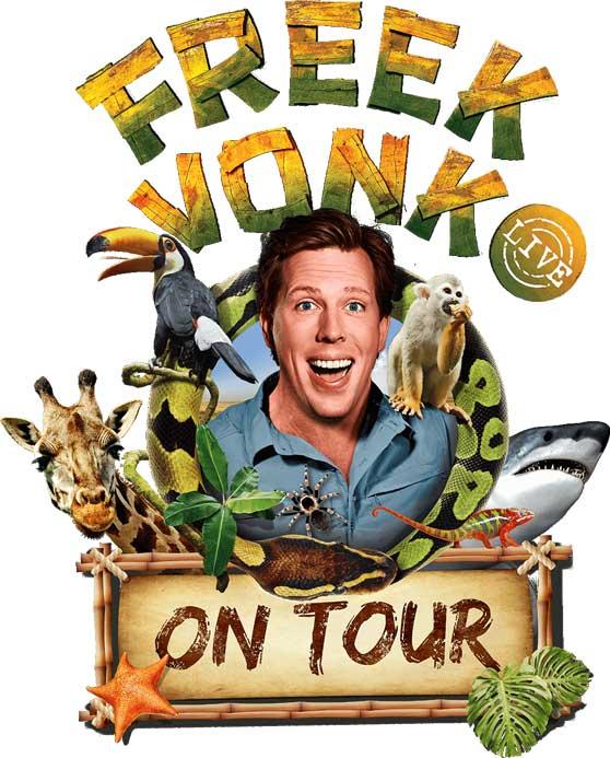 Freek Vonk On Tour