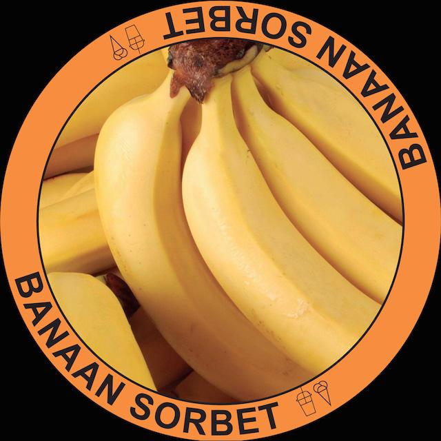 Banaan Sorbet